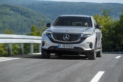 It Seems That Mercedes Is Afraid the EQC EV Can't Compete With Tesla