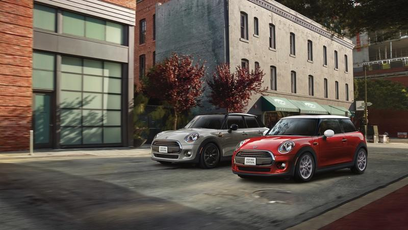 2019 Mini Cooper Oxford Edition