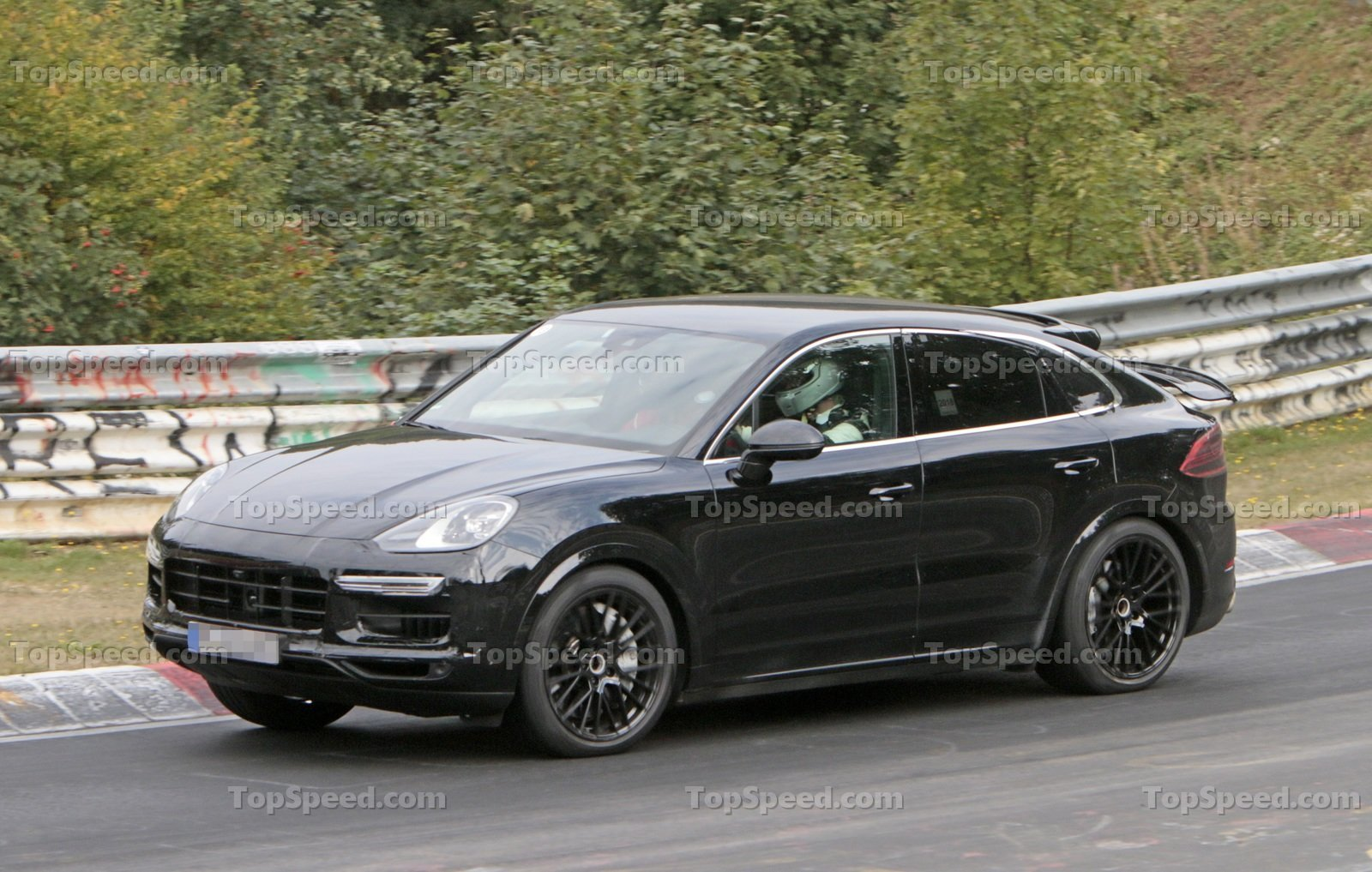2019 Porsche Cayenne Coupe Rumored To Debut In A Matter Of ...
