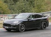 2019 Porsche Cayenne Coupe Rumored to Debut In a Matter of Weeks - image 794896