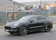 2019 Porsche Cayenne Coupe Rumored to Debut In a Matter of Weeks - image 794905