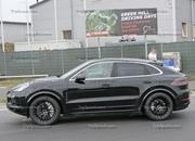 2019 Porsche Cayenne Coupe Rumored to Debut In a Matter of Weeks - image 794906