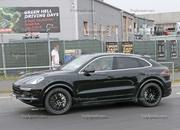 2019 Porsche Cayenne Coupe Rumored to Debut In a Matter of Weeks - image 794907