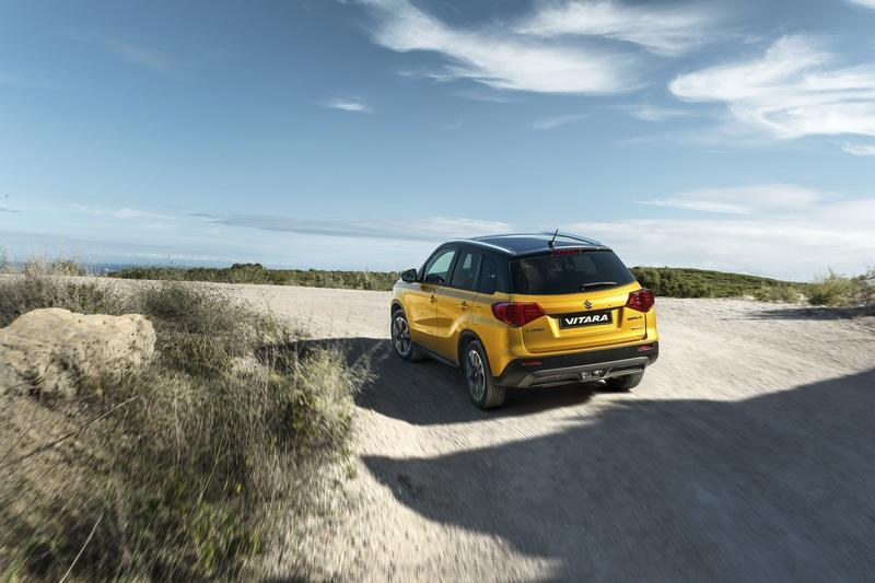 2019 Vitara Facelift Looks Aggressive In These New Images