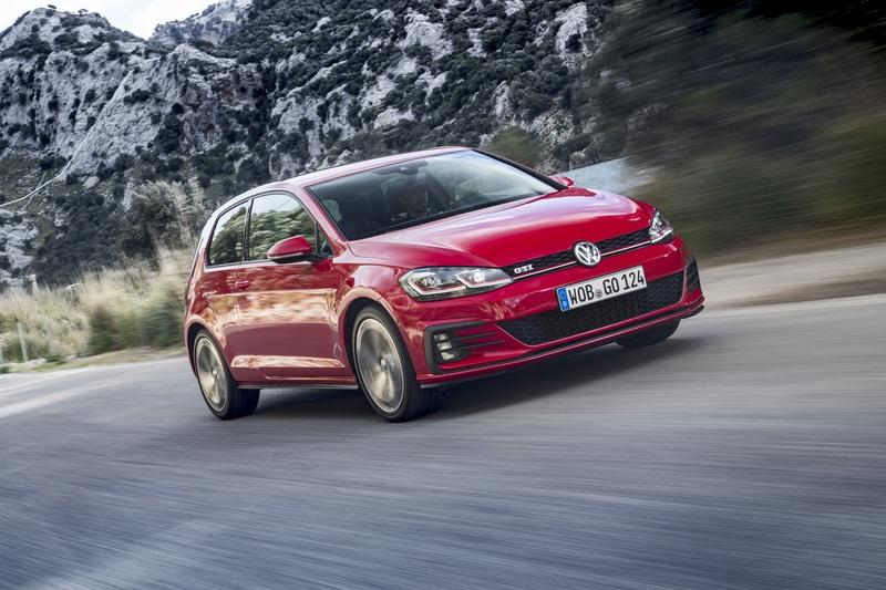 2019 Volkswagen Golf GTI Rabbit Edition Exterior - image 794576