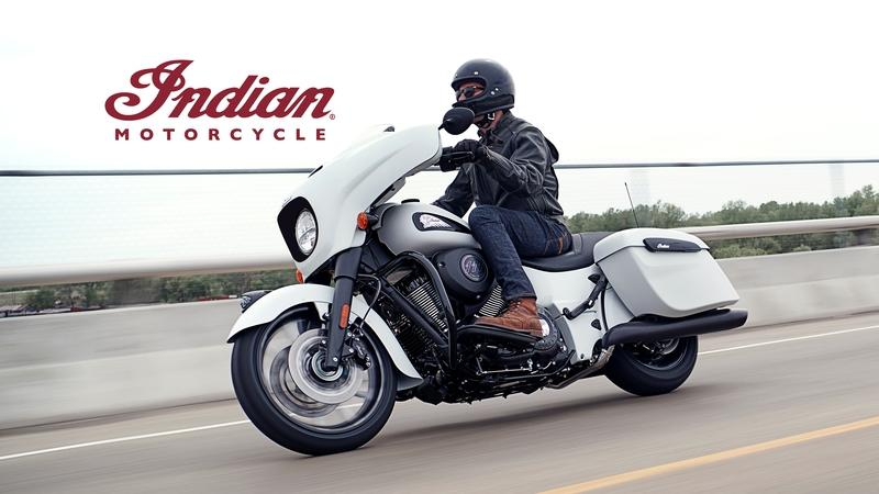 2019 Indian Motorcycle Chieftain Dark Horse - image 795501