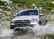 2020 Mercedes-Benz GLE Unveiled - image 795097