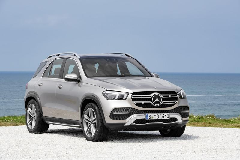 2020 Mercedes-Benz GLE - image 795110