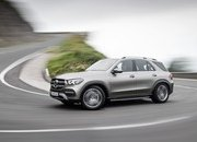 2020 Mercedes-Benz GLE Unveiled - image 795085