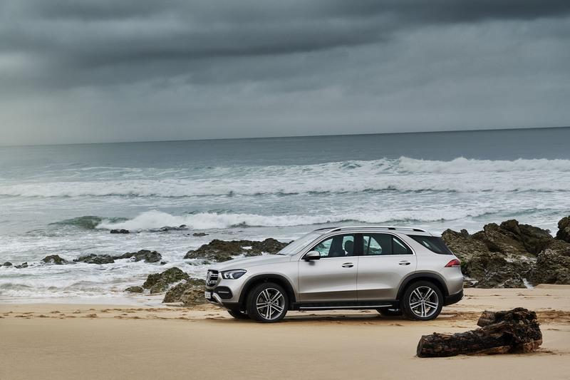 2020 Mercedes-Benz GLE Unveiled