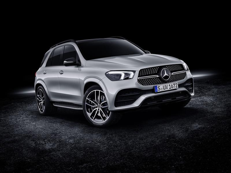 Here's How Mercedes Will Bridge the Gap Between the Mercedes-AMG 53 and the GLE 63
