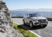 2020 Mercedes-Benz GLE Unveiled - image 795089