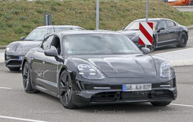 Tesla's Refresh for the Tesla Model S and Model X Will Infuse Model 3 DNA at their Core Exterior Spyshots - image 794787