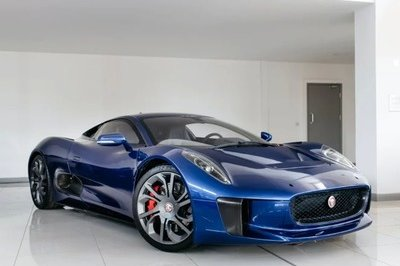 "Jaguar Trademarks ""EV-Type"" - Is This a Hint at an Electric F-Type Successor or an Electric E-Type Revival? - image 794778"