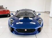 "Jaguar Trademarks ""EV-Type"" - Is This a Hint at an Electric F-Type Successor or an Electric E-Type Revival? - image 794779"