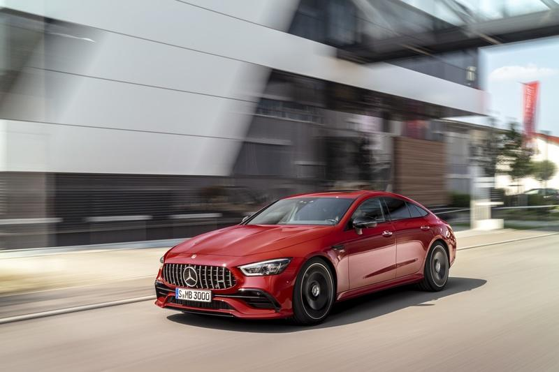 A Cheaper Mercedes GT Coupe Is Here