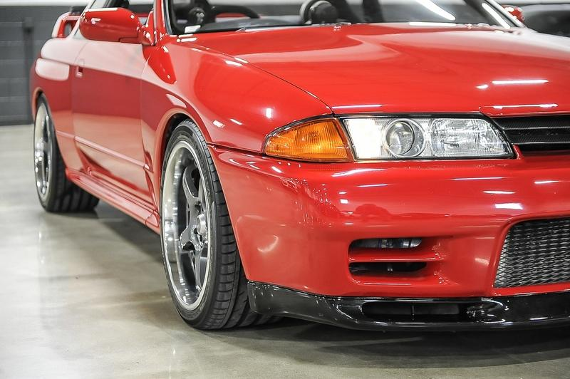 A Gorgeous 1990 Nissan Skyline GT-R Up For Sale