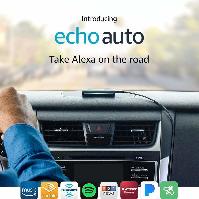 Amazon Gives The Gift of Echo Auto to the Auto World
