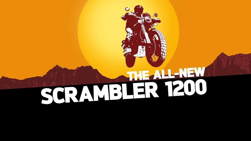 Triumph gives us more glimpses at their new 1200 Scrambler