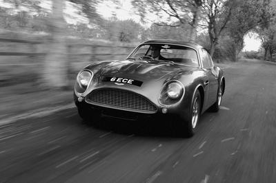 Aston Martin is Cooking Up a Pair of Zagato Special Editions