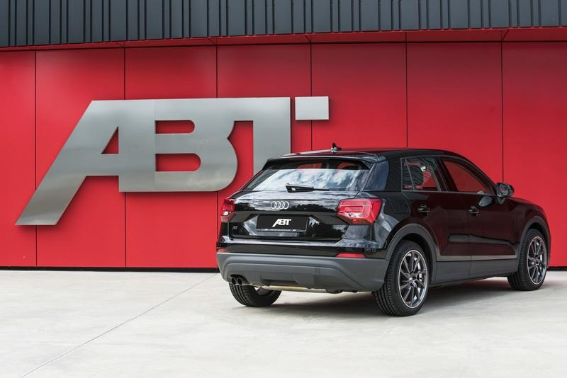 2018 Audi Q2 by ABT Exterior - image 795663