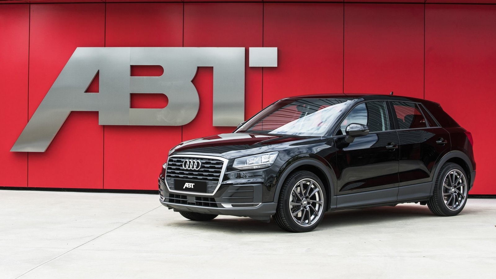2018 audi q2 by abt top speed. Black Bedroom Furniture Sets. Home Design Ideas