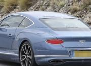 A Bentley Continental GT Hybrid was Spotted Mixing The Best Of Both Worlds - image 795647