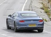 A Bentley Continental GT Hybrid was Spotted Mixing The Best Of Both Worlds - image 795649