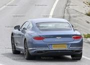 A Bentley Continental GT Hybrid was Spotted Mixing The Best Of Both Worlds - image 795650