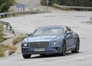 A Bentley Continental GT Hybrid was Spotted Mixing The Best Of Both Worlds - image 795651