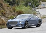 A Bentley Continental GT Hybrid was Spotted Mixing The Best Of Both Worlds - image 795653