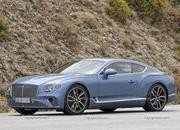 A Bentley Continental GT Hybrid was Spotted Mixing The Best Of Both Worlds - image 795654