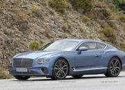 A Bentley Continental GT Hybrid was Spotted Mixing The Best Of Both Worlds - image 795655