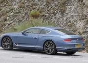 A Bentley Continental GT Hybrid was Spotted Mixing The Best Of Both Worlds - image 795657