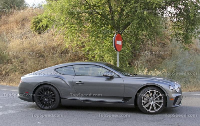 2019 Bentley Continental GT Speed
