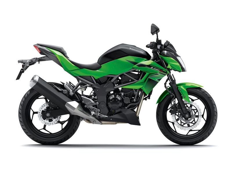 Kawasaki to add a Z125 and a Ninja125 to their 2019 lineup