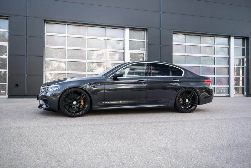 2018 BMW M5 by G-Power