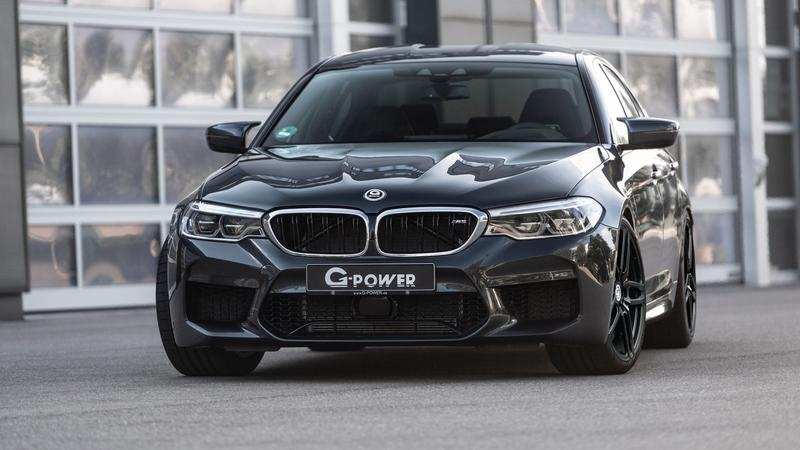 2018 BMW M5 by G-Power - image 796045