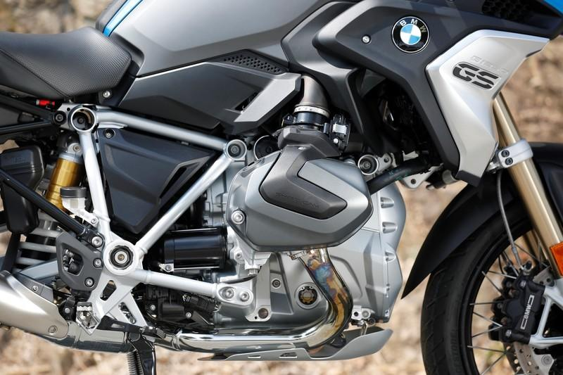 BMW unveils brand-new R 1250 GS and R 1250 RT with the new ShiftCam technology Exterior - image 795748
