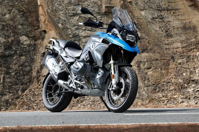 BMW unveils brand-new R 1250 GS and R 1250 RT with the new ShiftCam technology Exterior - image 795743