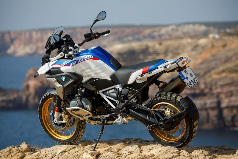 BMW unveils brand-new R 1250 GS and R 1250 RT with the new ShiftCam technology Exterior - image 795744