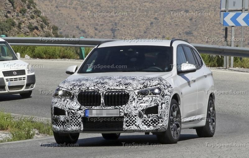 2019 BMW X1: Refreshed, Changes, Price >> 2019 Bmw X1 Top Speed