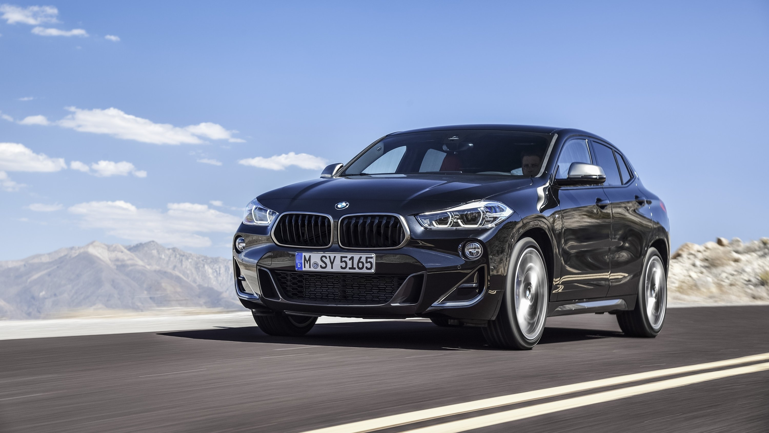 Bmw X2 M35i Launched With The Company S Most Powerful Four Cylinder Yet Top Speed Howldb