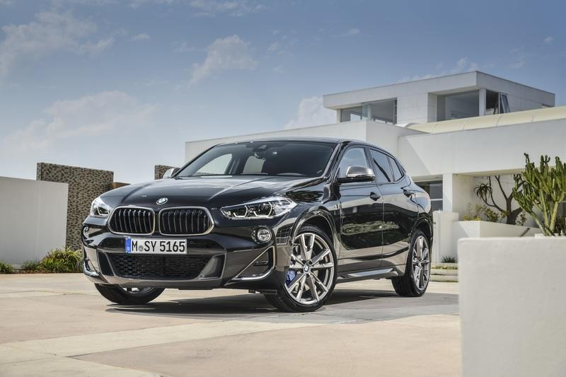 BMW X2 M35i Launched with the company's most powerful four-cylinder yet Exterior - image 794542