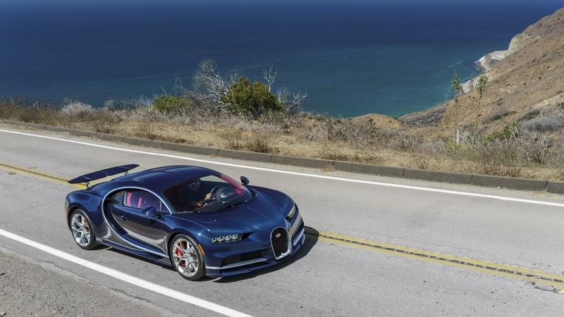 Bugatti CEO Says the Chiron Can Hit 280 MPH but Doesn't Have the Balls to Prove It