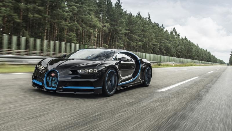 Bugatti Hopes To Pad its Lineup With an SUV After All