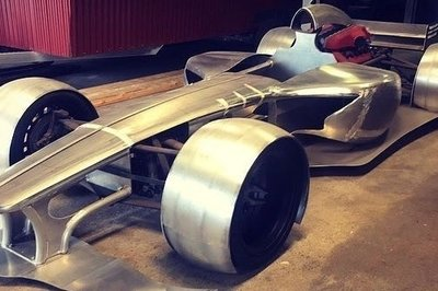 Check Out this Ferrari-Powered, Road-Legal F1 Car