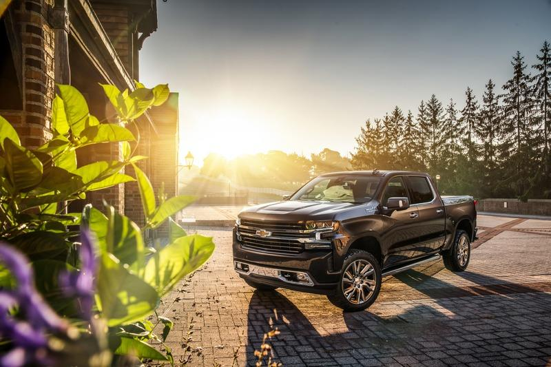 Chevrolet Silverado High Country Concept