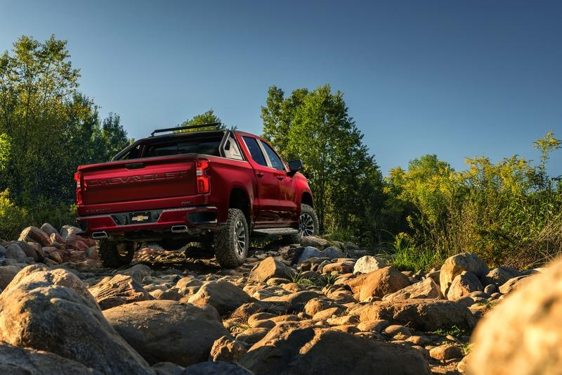 The Ford Raptor-Killing Chevy Silverado ZRX Could Have a Supercharged 6.2-liter V-8
