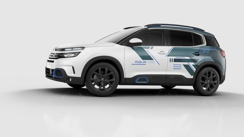 2019 Citroen C5 Aircross Top Speed